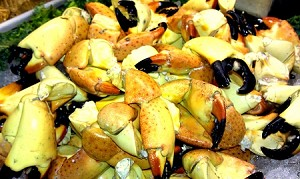 Jumbo Stone Crab Claws