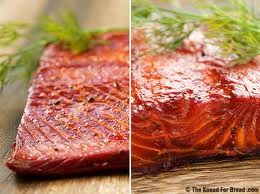 Smoked Salmon Fresh made