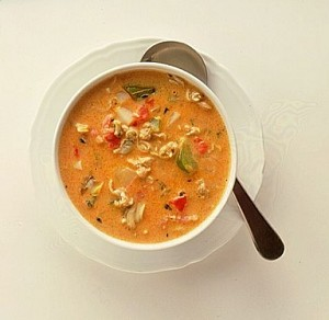 Conch Chowder Soup from Key West Seafood Depot